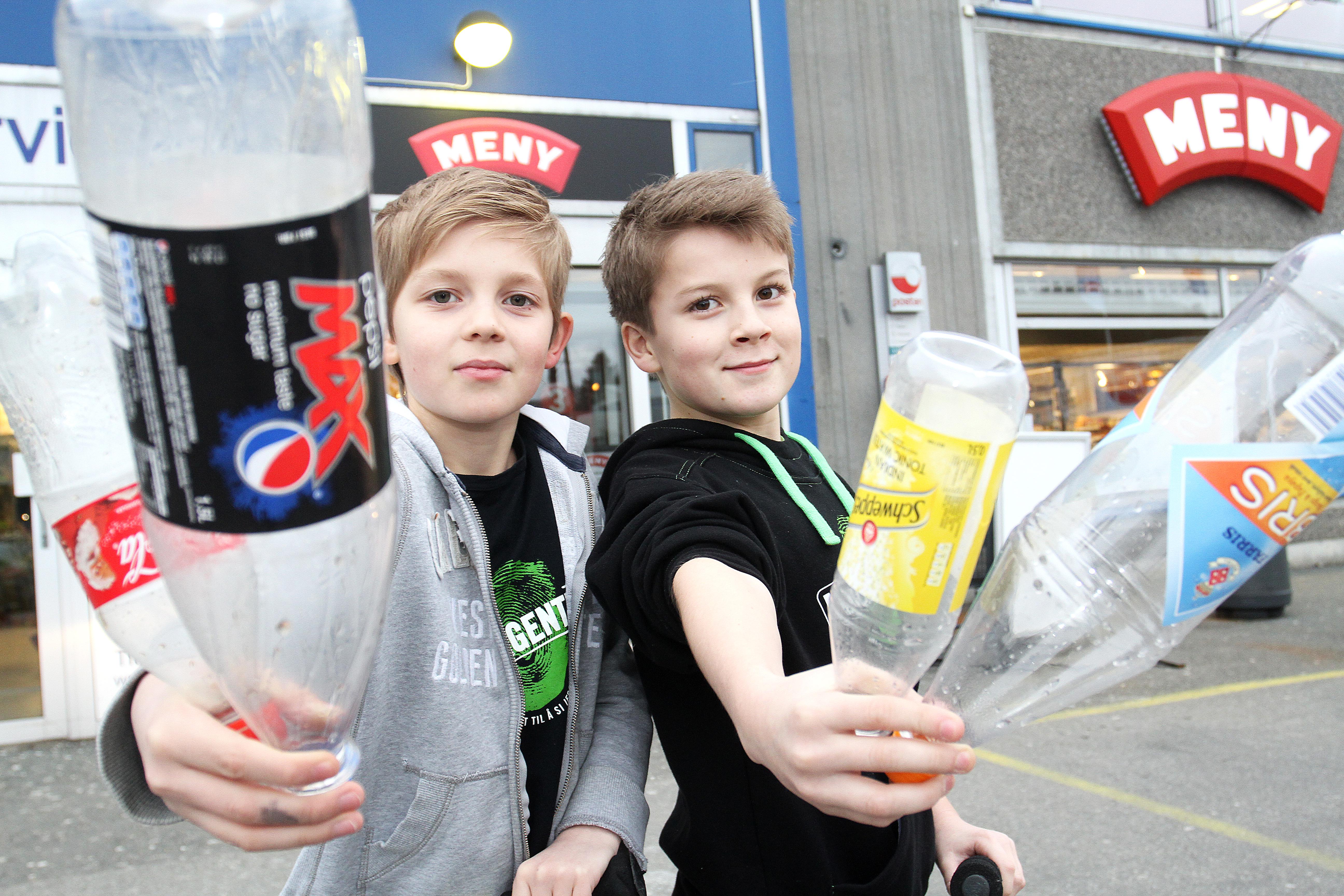 pant på flasker blir dyrere